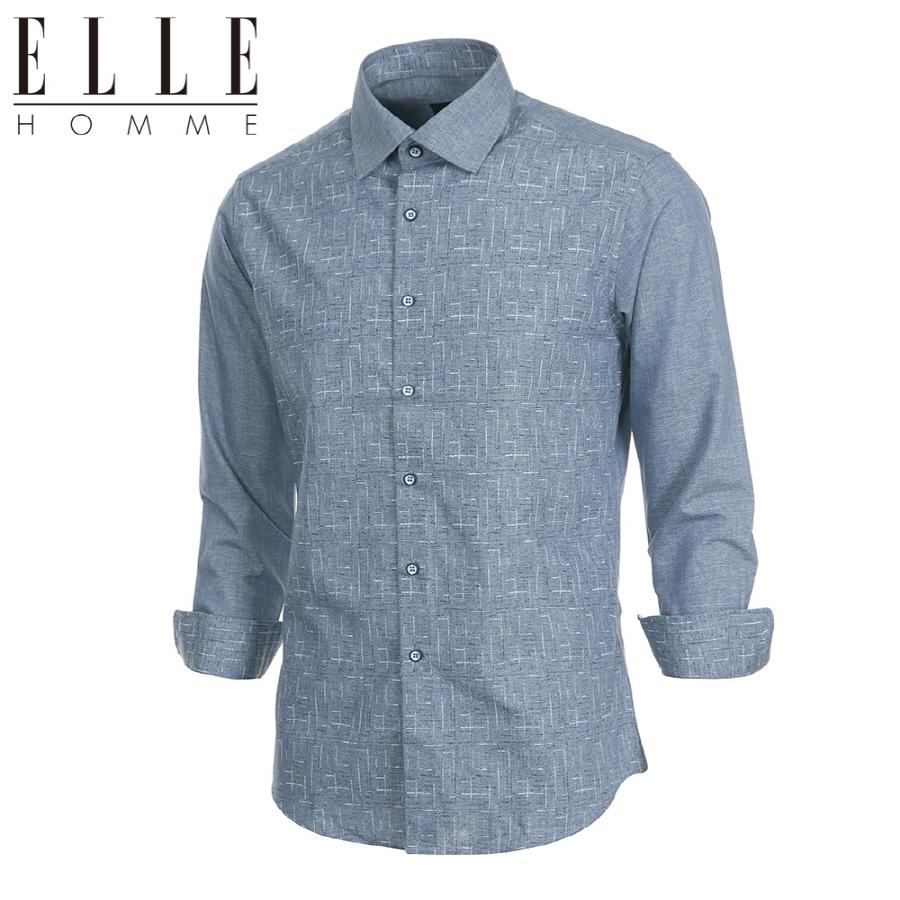 봄상품 입고 특가 SALE 앞프린트 세미와이드SS 레귤러 긴소매셔츠 E181R-22152/3